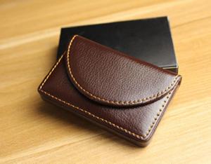 名片包   pu 最爆款卡包 可以定制logo  礼促销品