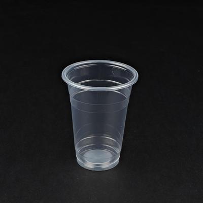 厂家直销批发460mlPP塑料杯、绿豆沙冰杯、试饮塑料杯 5万只起订