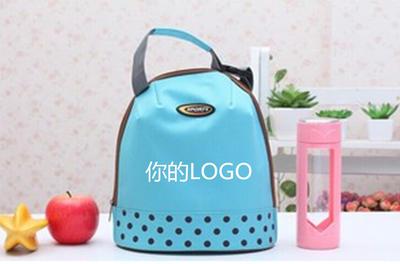 新款冰袋冰包 野餐包保鲜冰包保温便当包 便携午餐包赠品LOGO定制