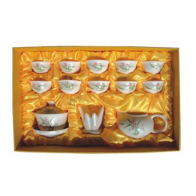 厂家直销 定制陶瓷杯 礼品套装 陶瓷套装系列