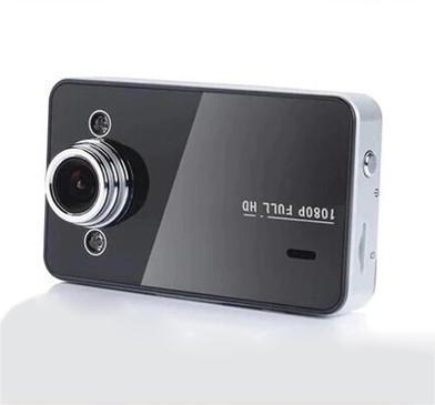 正品K6000 车载行车记录仪高清摄像头1080P夜视广角循环录影