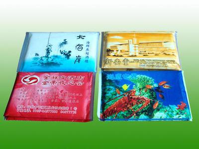 广告纸巾定制广告钱夹式广告纸巾/荷包式广告纸巾/荷包纸1万包