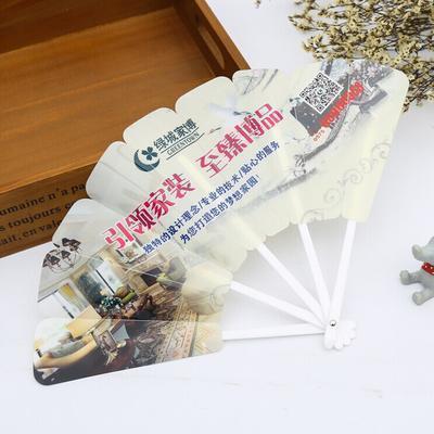 五折纸扇 七折纸扇 广告纸扇 折叠纸扇 专业厂家