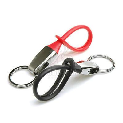 黑钛男士钥匙扣 钥匙链 创意钥匙扣 汽车用钥匙扣 2代钥匙扣
