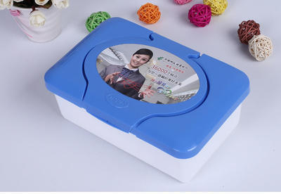 广告盒装湿纸巾 定做湿巾纸 一次性湿巾银行用品可印LOGO