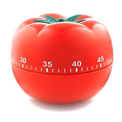 定制 精准居家小闹钟 个性西红柿时尚定时器 提示器可印logo