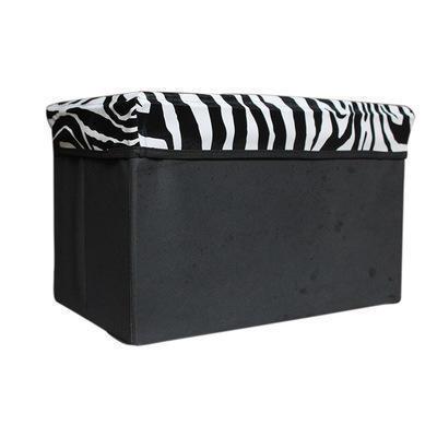 厂家直销收纳凳 可折叠长方形储物凳 专业生产收纳盒收纳箱
