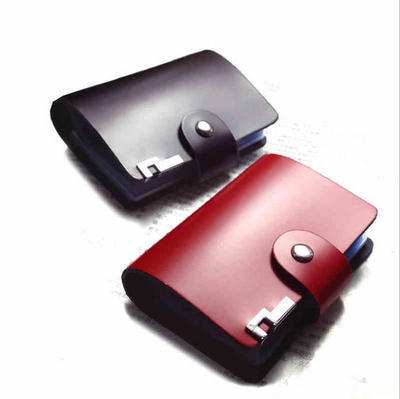 高档系列 真皮 卡包 名片夹 卡套 韩版 淘宝 S805