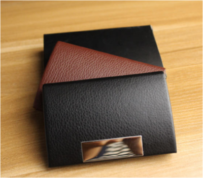 pu名片包 最爆款卡包 可以定制logo  礼促销品