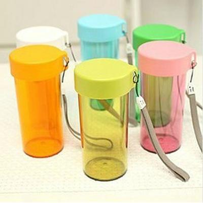 定制350ml AS随心杯 宣传促销杯礼品杯 广告杯定制水杯印字LOGO