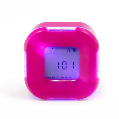 定制 厨房定时器计时器提醒器学生倒计时器电子闹钟印logo