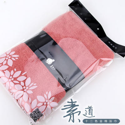 供应  (浴巾袋子)  透明包装袋宽29 长405cm一条一袋