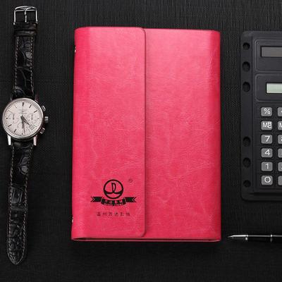 厂家直销批发创意pu皮革创意笔记本商务笔记本定制logo小本子定做