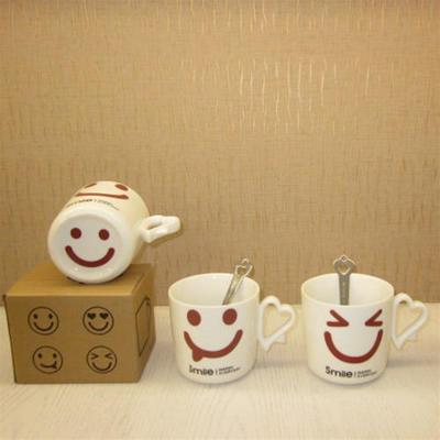 批-批-笑脸咖啡杯/木板表情杯/礼品杯/马克杯/骨瓷杯/陶瓷杯/水杯