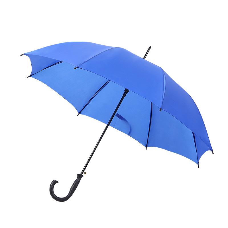 【100把起定制】广告伞超大商务汽车店酒店地产直杆长伞8骨雨伞