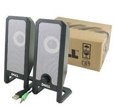 工厂直销DELLA225 USB2.0电脑小音箱/音响 戴尔笔记本台式机音箱