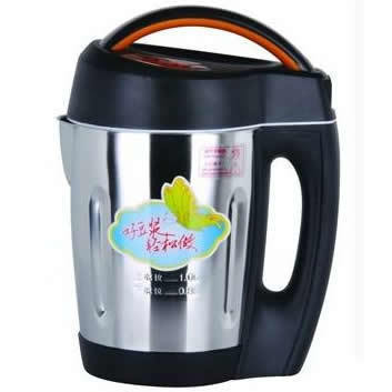 无网多功能 豆浆机 不锈钢黑色豆浆机 五谷全能豆浆机 可印制logo