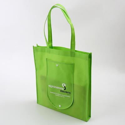 无纺布袋厂家直销 订做折叠袋展销用袋 环保无纺布袋购物袋批发