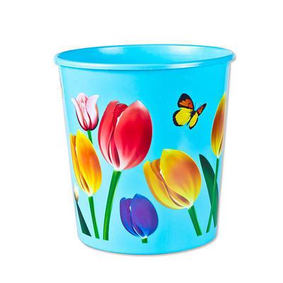 垃圾桶厂家批发 塑料垃圾桶加厚大号 家用垃圾桶卫生桶纸篓婚庆
