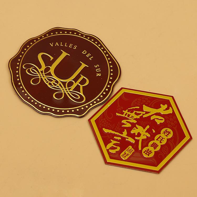 可定制厂家供应各种金属不锈钢腐蚀冲压电镀家私标牌
