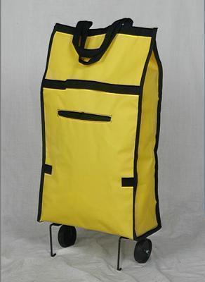 家居多功能拖轮包拖轮折叠购物包 旅行袋时尚日式 超市购物袋