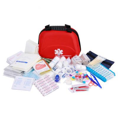 户外汽车急救包 医疗应急包 居家车载医药包 旅行车用自救求生包