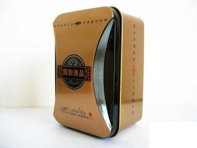 定制茶叶罐茶叶盒茶叶桶批发印刷定制LOGO马口铁盒 密封茶盒空茶
