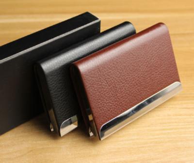 pu 名片包 最爆款卡包 可以定制logo  礼促销品