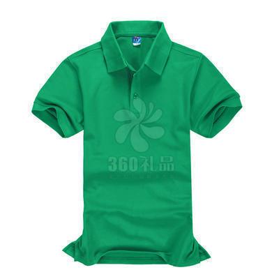 威帝邦翻领短袖广告衫定做 厂服班服不退色不起球不变形 广告衫批发可印制logo