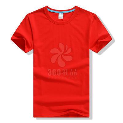 厂家直销广告衫批发厂服班服 精梳棉短袖广告衫定做 定制T恤可印制LOGO