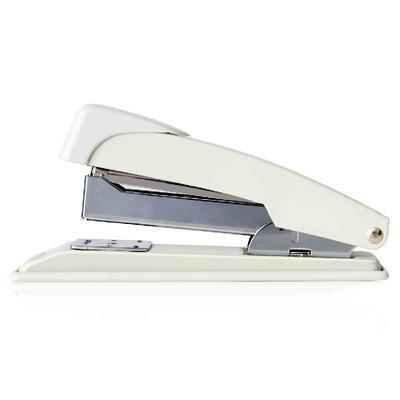 商务办公用品 deli0301正品订书机装订机12号针定制LOGO
