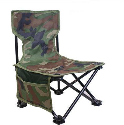 便携式小折叠椅子折叠凳休闲椅沙滩椅钓鱼椅送包大中小号可印LOGO