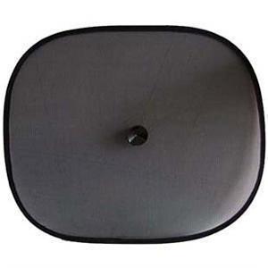 汽车静电遮阳挡/黑色网沙遮阳挡/侧挡(1对装) 可批发定制logo