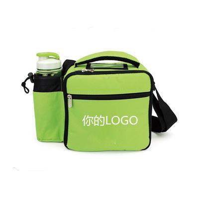 户外保温野餐包 单肩手提斜挎母乳保鲜包 便当袋冰包印刷LOGO定制