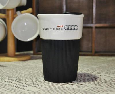 星巴克新款随行陶瓷杯 车载防烫办公个人保温杯 特价创意杯子批发