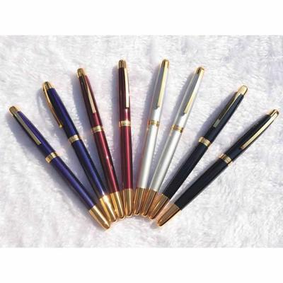 订制金属签字笔A133 激光印刷 礼品批发 订做LOGO