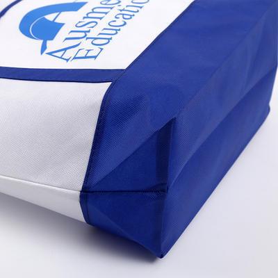 厂家直销环保无纺布袋批发 彩色覆膜袋有底无侧袋子 定做彩印定制设计logo