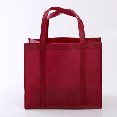 2016新款无纺布袋厂家生产 无纺布手提袋环保袋购物袋订做 可定制logo