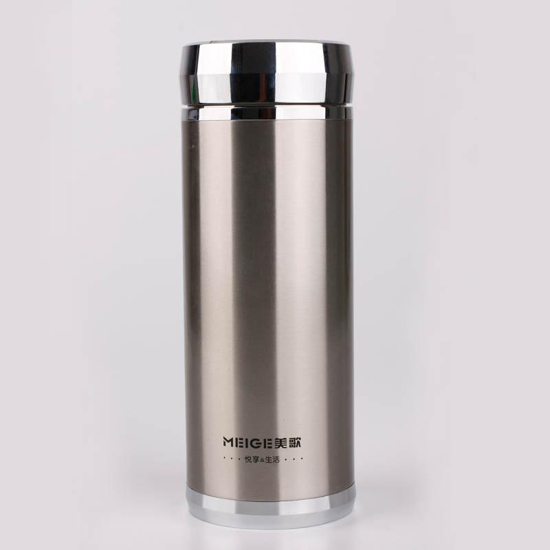 加康尊享版18号真空保温杯商务男士不锈钢办公杯礼品水杯定制logo