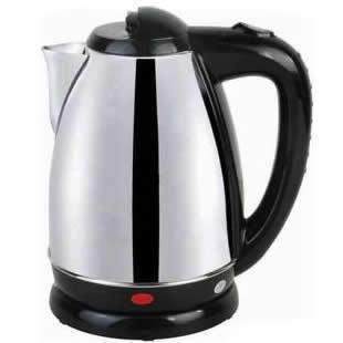 08B电热水壶 不锈钢烧水壶 自动断电茶壶开水壶防干烧 可印广告